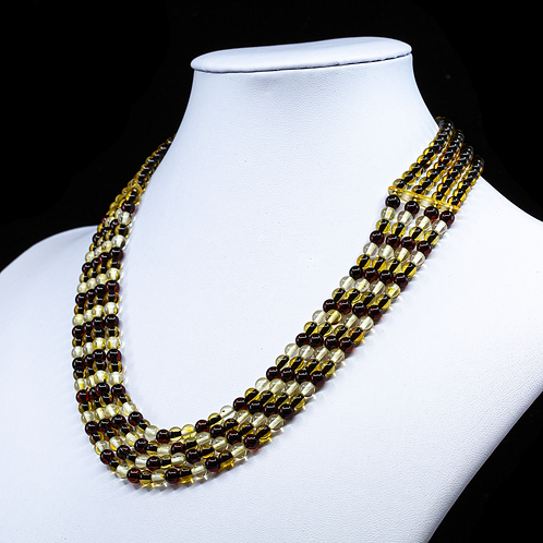Amber Necklace #MUN027