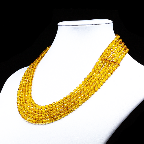 Amber Necklace #MUN026