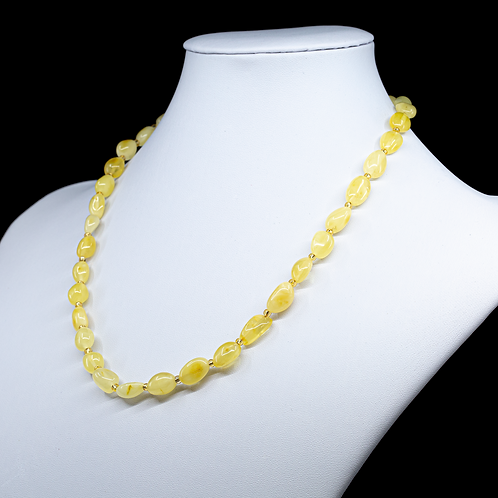 Amber Necklace #CAN001