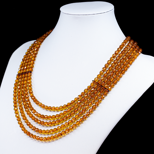 Amber Necklace #MUN024