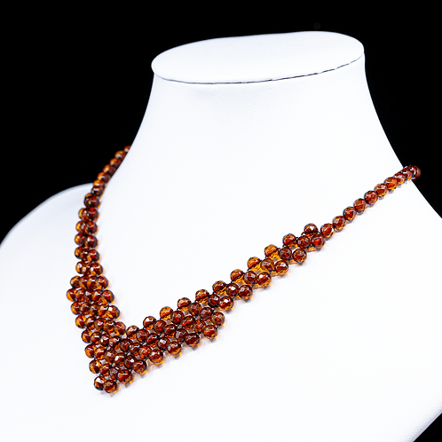 Amber Necklace #MUN037