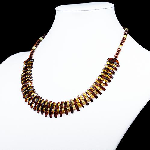 Necklace #MAN003 ; Bracelet #MAB003
