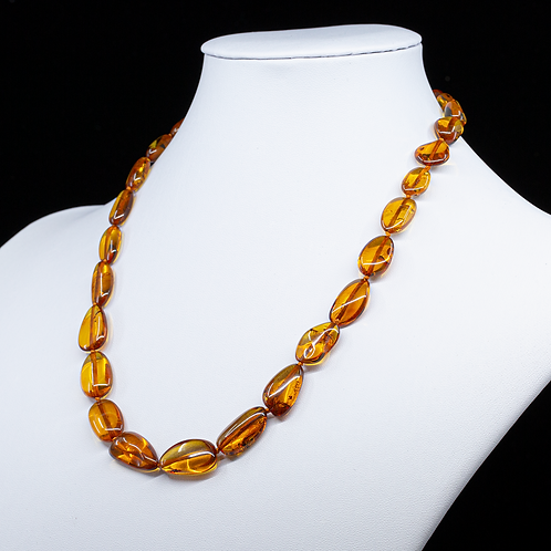 Amber Necklace #LEA003