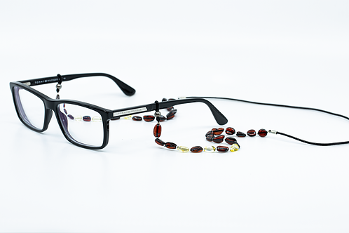Beaded string for glasses #GLA026