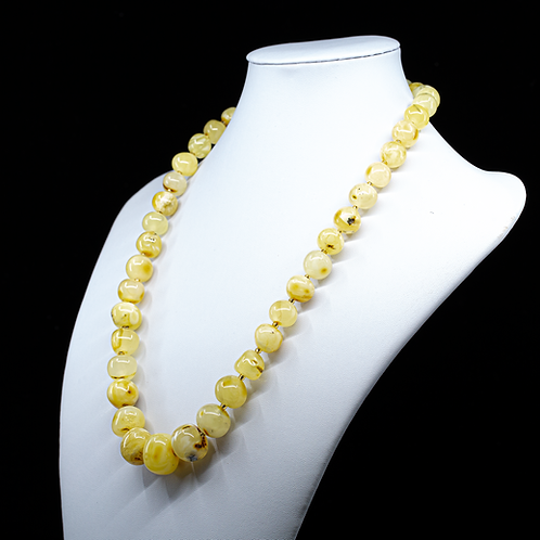 Amber Necklace #BAR001
