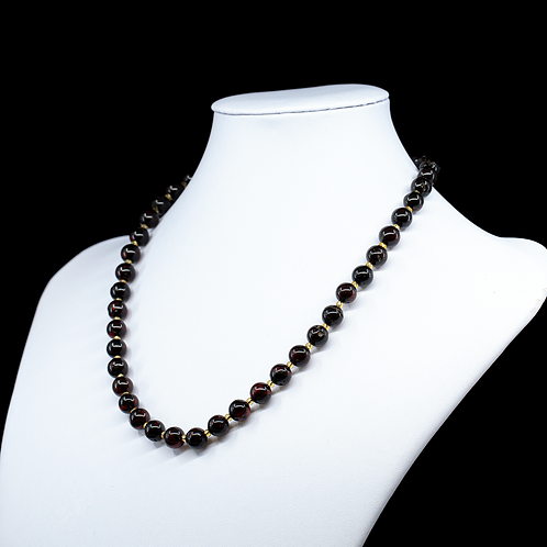 Amber Necklace #BAR006