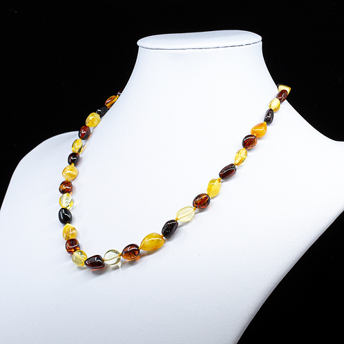 Amber Necklace #CAN006