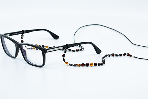 Beaded string for glasses #GLA024