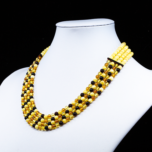 Amber Necklace #MUN020