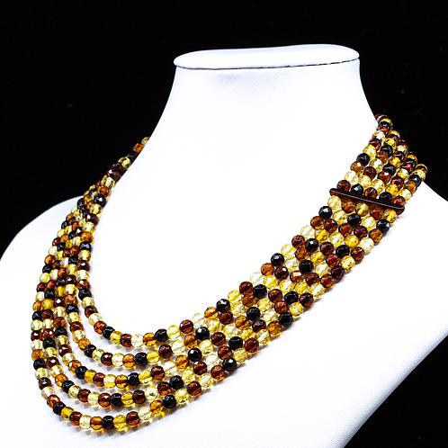 Amber Necklace #MUN025