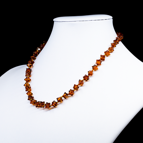 Amber Necklace #HEDGN003