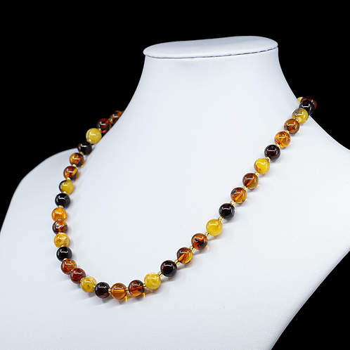 Amber Necklace #BAR005