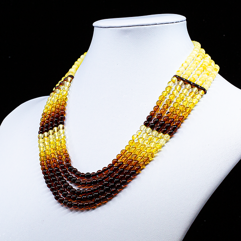 Amber Necklace #MUN021