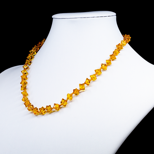 Amber Necklace #HEDGN002