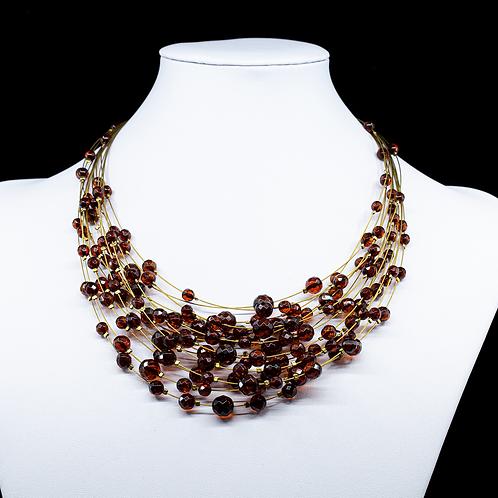 Amber Necklace #RAI003