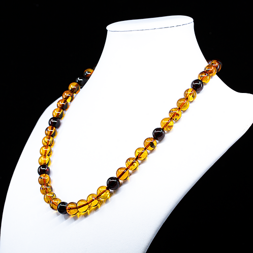 Amber Necklace #BAN031