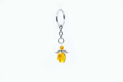 Keychain with  Amber Angel
