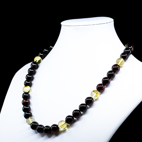 Amber Necklace #BAN030