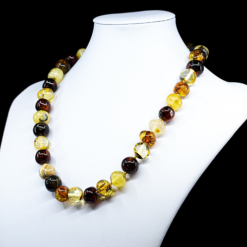 Amber Necklace #BAR004