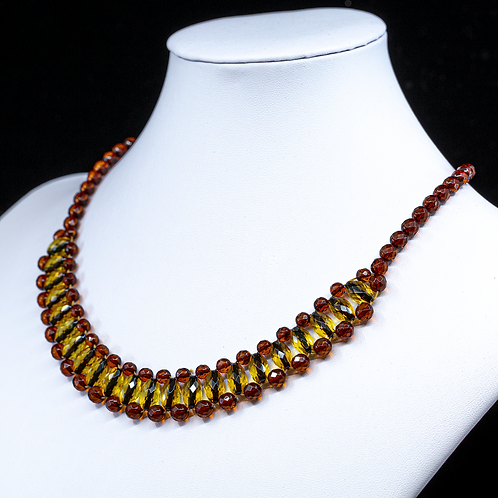 Amber Necklace #MUN012
