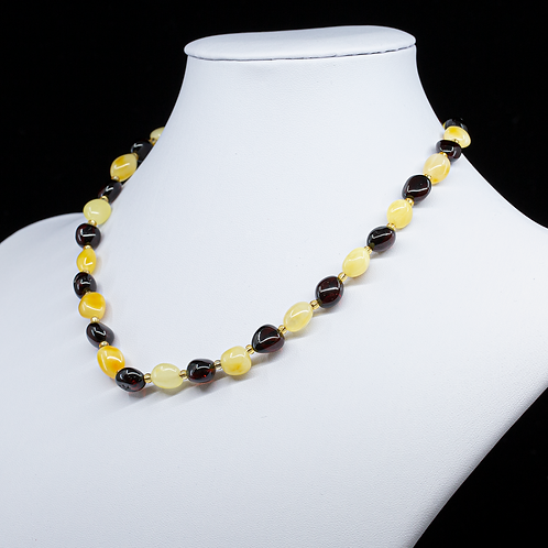 Amber Necklace #CAN007