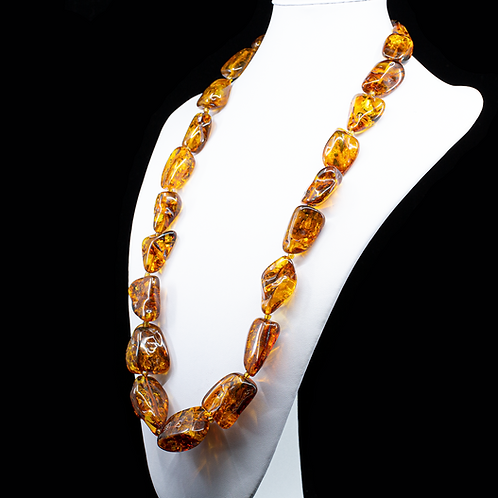 Amber Necklace #NAT002