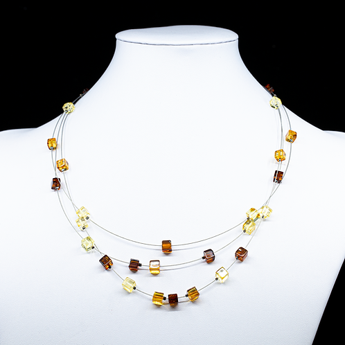 Amber Necklace #RAI002