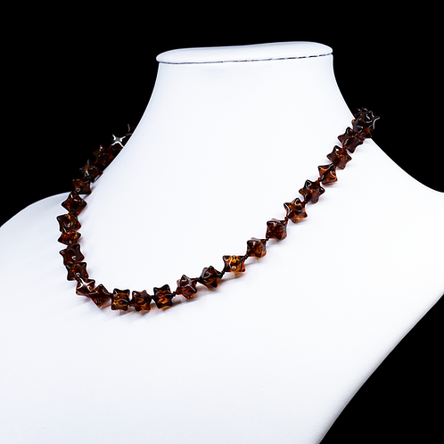 Amber Necklace #HEDGN004