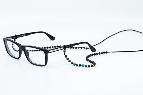 Beaded string for glasses #GLA028