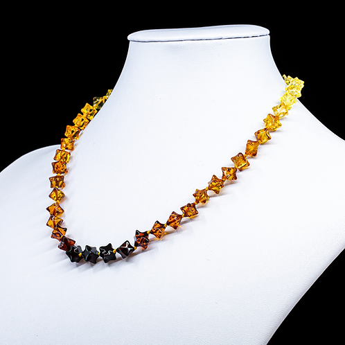 Amber Necklace #HEDGN006