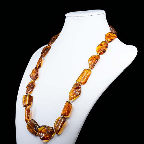Amber Necklace #NAT003