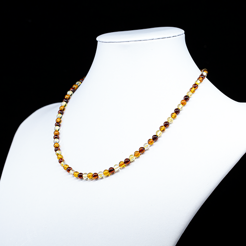 Amber Necklace #BAN033
