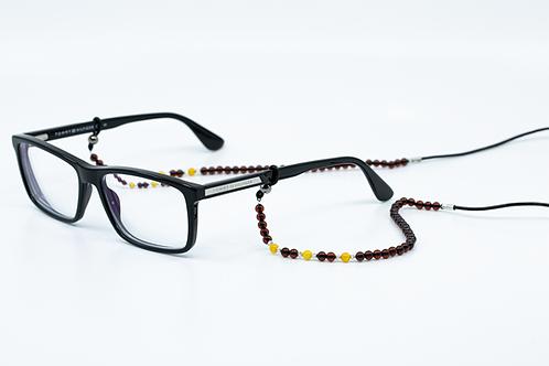 Beaded string for glasses #GLA035