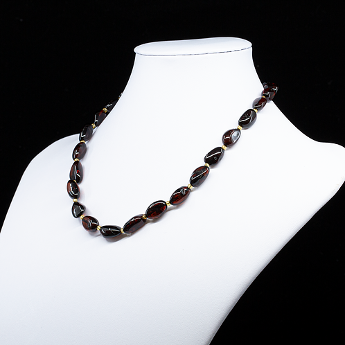 Amber Necklace #CAN005