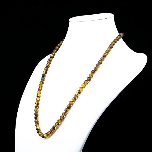 Amber Necklace #BAN028