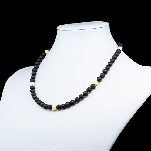 Amber Necklace #BAN034