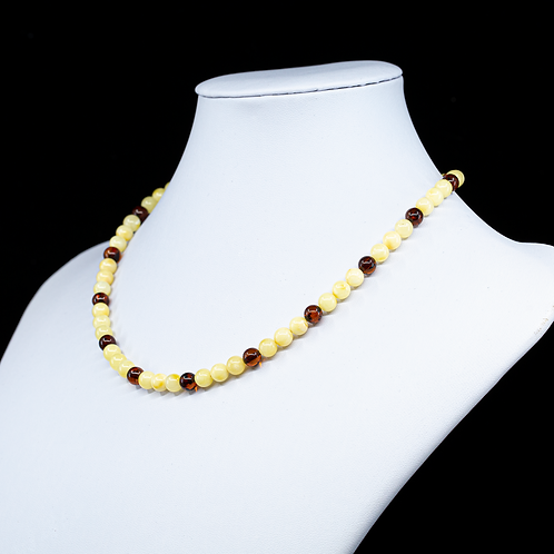 Amber Necklace #BAN026