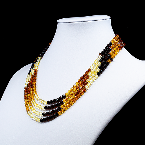 Amber Necklace #MUN022