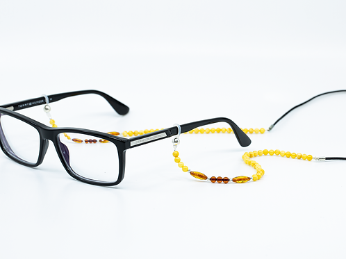 Beaded string for glasses #GLA032