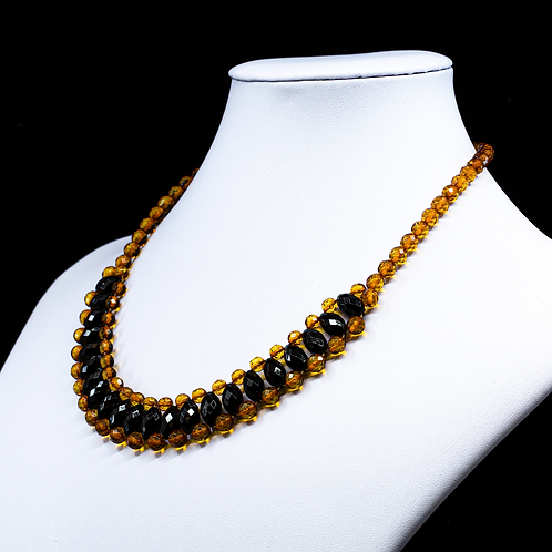 Amber Necklace #MUN016