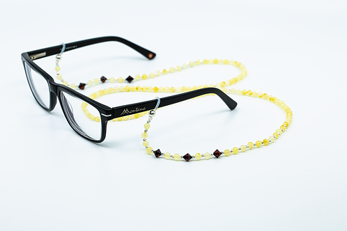 Beaded string for glasses #GLA015