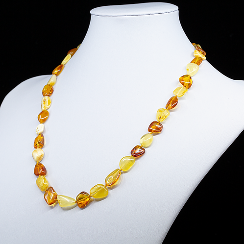Amber Necklace #LEA005