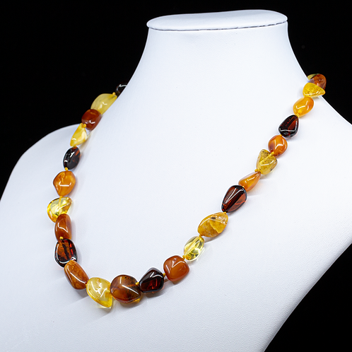 Amber Necklace #LEA004