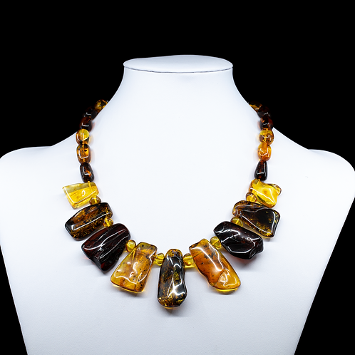Amber Necklace #NAT001
