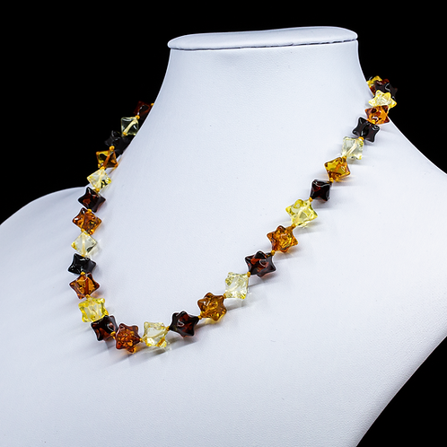 Amber Necklace #HEDGN007