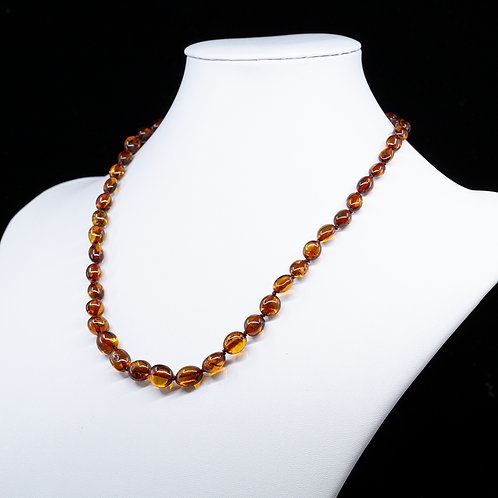 Amber Necklace #CAN004