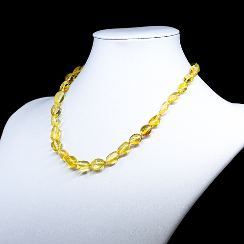 Amber Necklace #CAN002