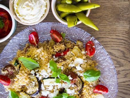 Quinoa Salat - die pure Energie