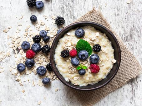 Das Sportler-Frühstück