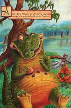 Alfred the Alligator